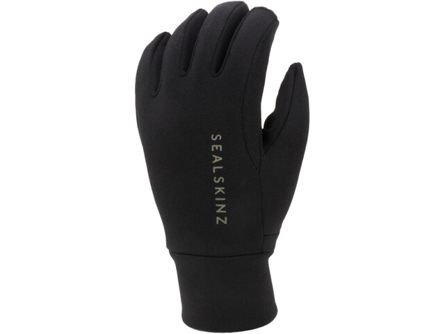 Sealskinz Water Repellent All Weather Guantes, black